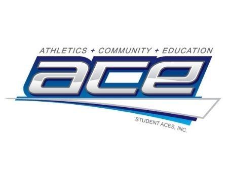 ACE Athletics + Community + Education logo