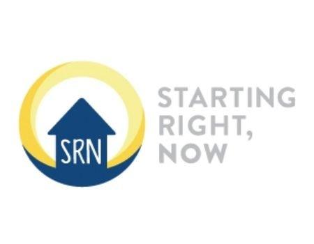 SRN Starting Right Now logo